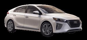 2019 Hyundai Ioniq Hybrid Limited 4D Hatchback
