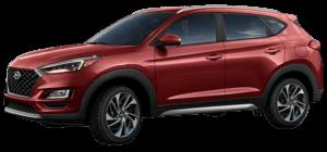 2019 Hyundai Tucson Sport 4D Sport Utility