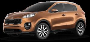 2019 Kia Sportage EX FWD