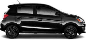 2019 Mitsubishi Mirage LE 4D Hatchback