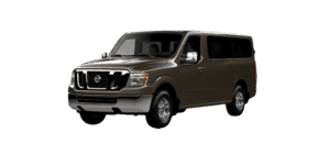 New 2019 Nissan NV Passenger