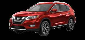 New 2019 Nissan Rogue