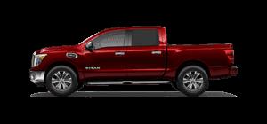 New 2019 Nissan Titan Crew Cab