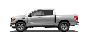 New 2019 Nissan Titan Crew Cab