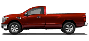 New 2019 Nissan Titan Single Cab