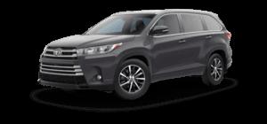 2019 Toyota Highlander V6 XLE