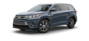 New 2019 Toyota Highlander Hybrid