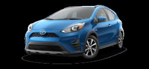New 2019 Toyota Prius c