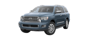New 2019 Toyota Sequoia