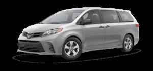 2019 Toyota Sienna L 4D Passenger Van