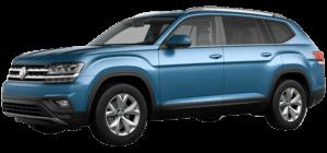 2019 Volkswagen Atlas 3.6L V6 SE w/Technology R-Line FWD