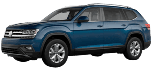 2019 Volkswagen Atlas 3.6L V6 SE w/Technology 4MOTION