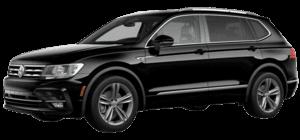 2019 Volkswagen Tiguan 2.0T SEL R-Line FWD