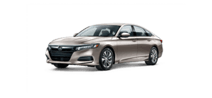 New 2020 Honda Accord Sedan