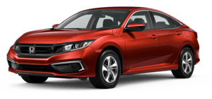 2020 Honda Civic Sedan image