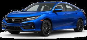 2020 Honda Civic Si Sedan image