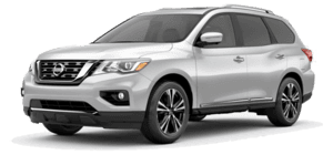 New 2020 Nissan Pathfinder