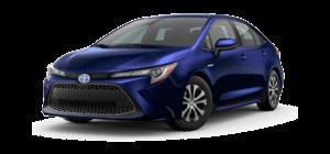 New 2020 Toyota Corolla Hybrid