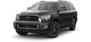 New 2020 Toyota Sequoia