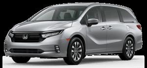 2021 Honda Odyssey image
