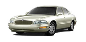 used 2002 Buick Park Avenue BOB HOWARD BUICK GMC 405.936.8800 | CLEAN CARFAX | STRONG MOTOR | SMOOTH TRANSMISSION