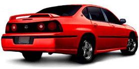 Used 2002 Chevrolet Impala Impala..