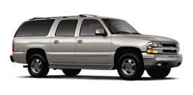 Used 2002 Chevrolet Suburban LT