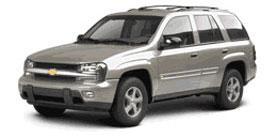 used 2002 Chevrolet TrailBlazer LT