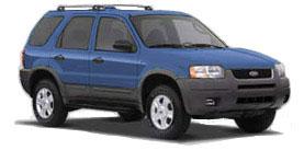 2002 Ford Escape image