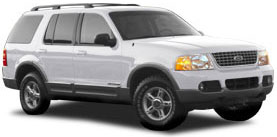 Used 2002 Ford Explorer Eddie Bauer