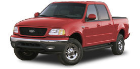 Used 2002 Ford F-150 Lariat