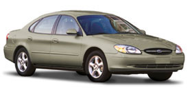 Used 2002 Ford Taurus SES Deluxe