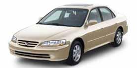 Used 2002 Honda Accord Sdn LX