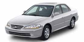 used 2002 Honda Accord Sdn LX