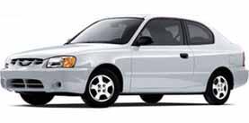 Used 2002 Hyundai Accent GS