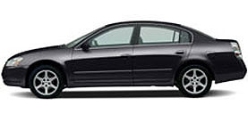 2002 Nissan Altima image