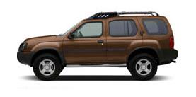 Used 2002 Nissan Xterra XE