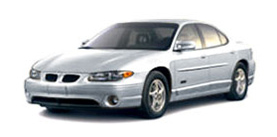 used 2002 Pontiac Grand Prix GTP