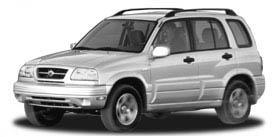2002 Suzuki Grand Vitara image