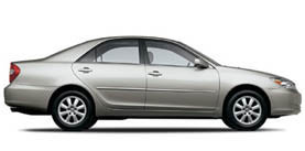 Used 2002 Toyota Camry LE