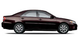Used 2002 Toyota Camry XLE