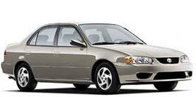 2002 Toyota Corolla image