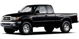 Used 2002 Toyota Tacoma SR5 4x4 Manual