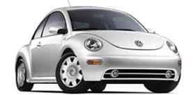 Used 2002 Volkswagen New Beetle S - VIN: 3VWFE21C22M446552