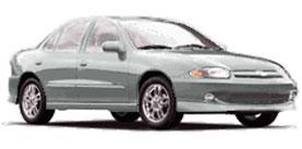 Used 2003 Chevrolet Cavalier LS