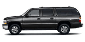 used 2003 Chevrolet Suburban LT