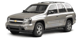 Used 2003 Chevrolet TrailBlazer EXT LS