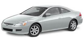 Used 2003 Honda Accord Cpe EX