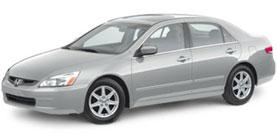 Used 2003 Honda Accord Sdn EX
