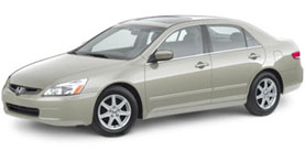 Used 2003 Honda Accord Sdn EX